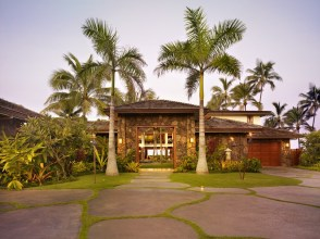 RESORT LUXURY ON THE BIG ISLAND