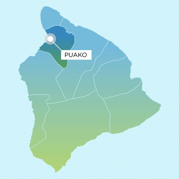 PUAKO MAP