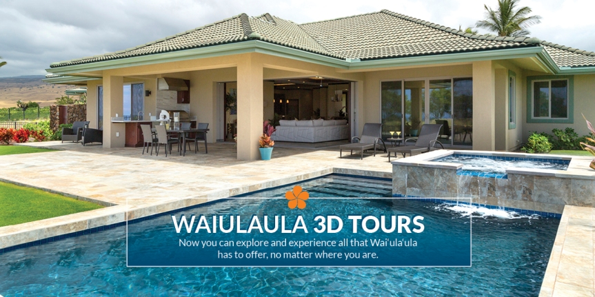 3D Tours Wai'ula'ula at Mauna Kea Resort